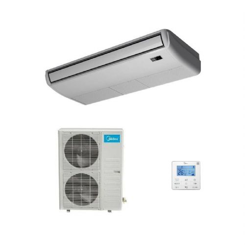 Midea Air Conditioning MUE-48HRFN1-QRDO Ceiling/Floor Inverter Heat Pump 14Kw/48000Btu A++ 240V/415V~50Hz